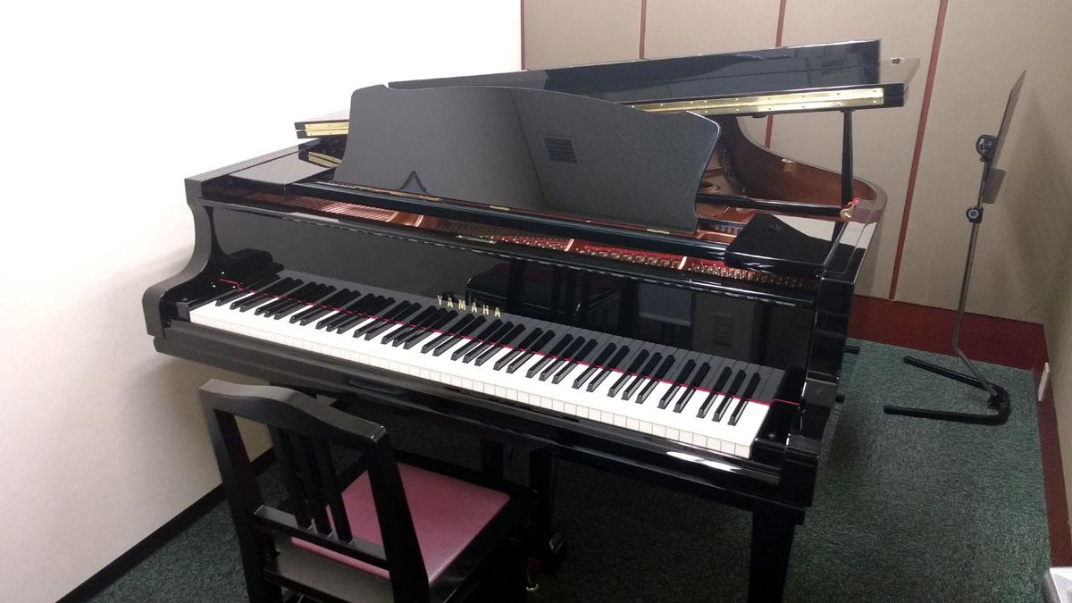 レンタルできるグランドピアノ